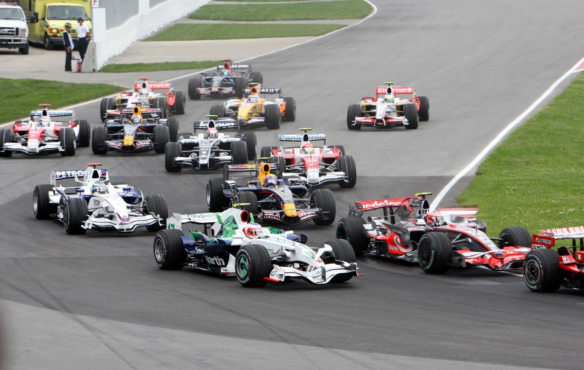 Grand Prix Formuła