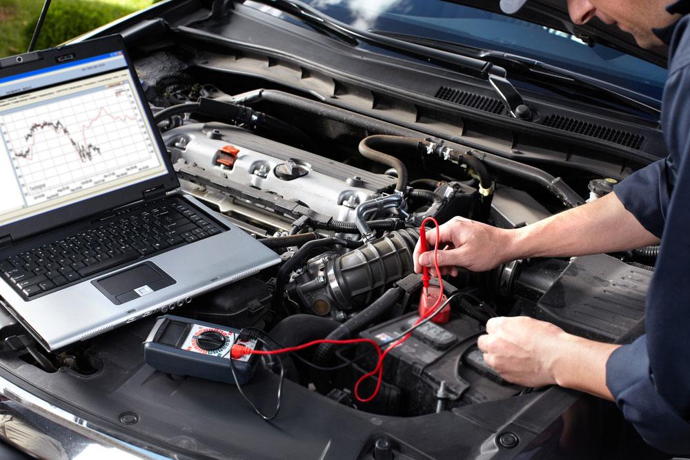 mechanik auto